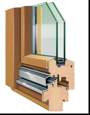 Деревянные или пластиковые окна для